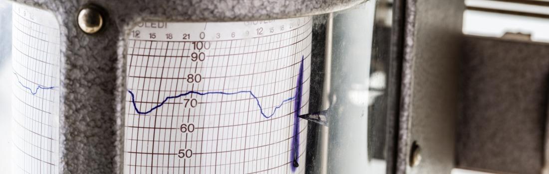 Online Seismographen