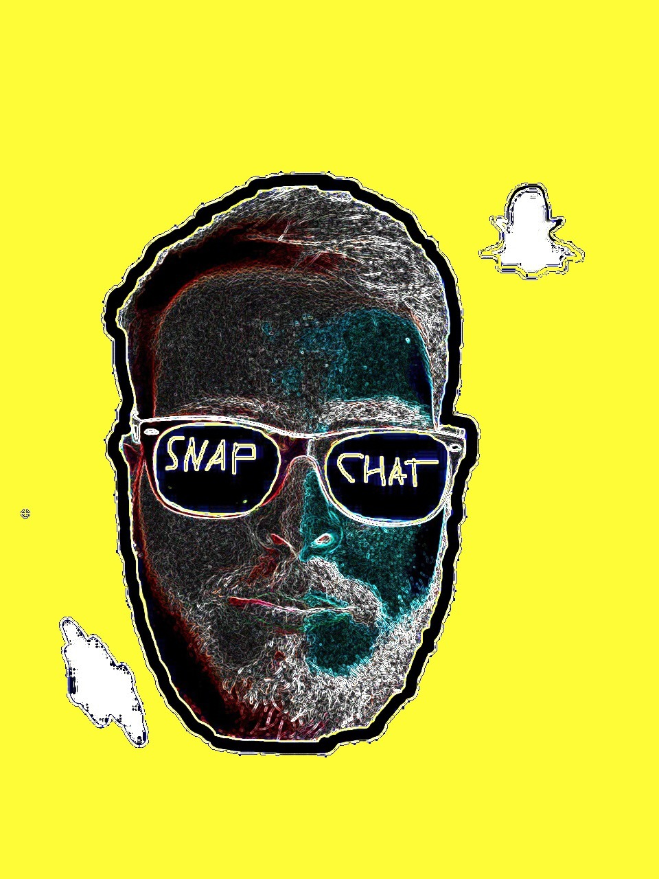 Alles auf Snapchat?!