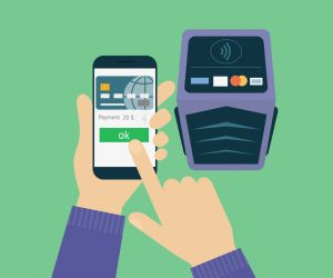 Mobile Payment via Smartphone